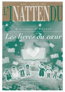 Article l'Inatttendu Nathan - Janvier 1997