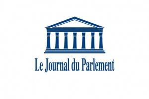 Journal du parlement - Logo