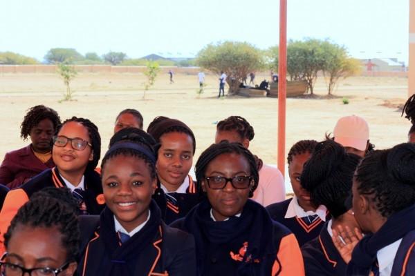 Biblionef_Namibie_Ecole Amazing Kids_2016
