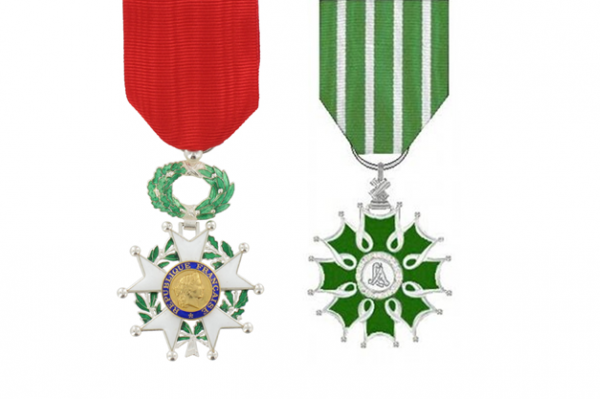 Medailles 2016