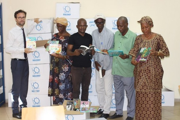 L'éducation, clé de sortie de la pauvreté en Guinée Conakry