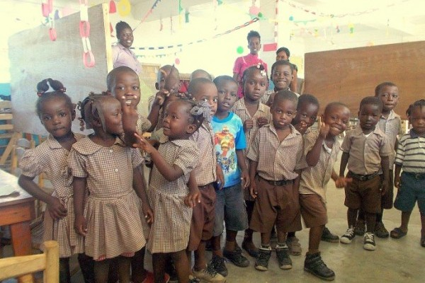 Lire, rêver, apprendre et grandir en Haïti