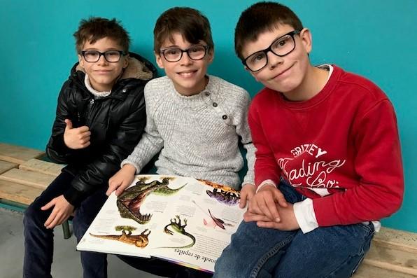 Biblionef poursuit son action dans les écoles du nord de la France