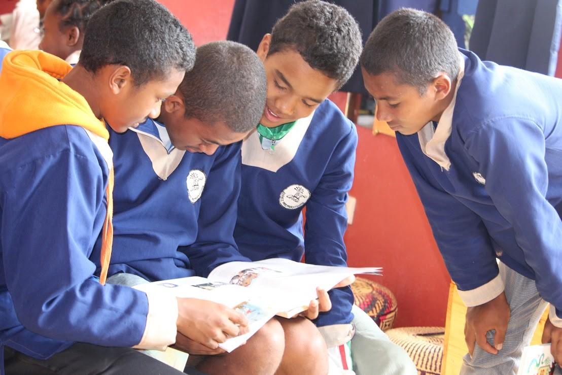 A Madagascar, Biblionef accompagne l'IECD pour lutter contre l'échec scolaire