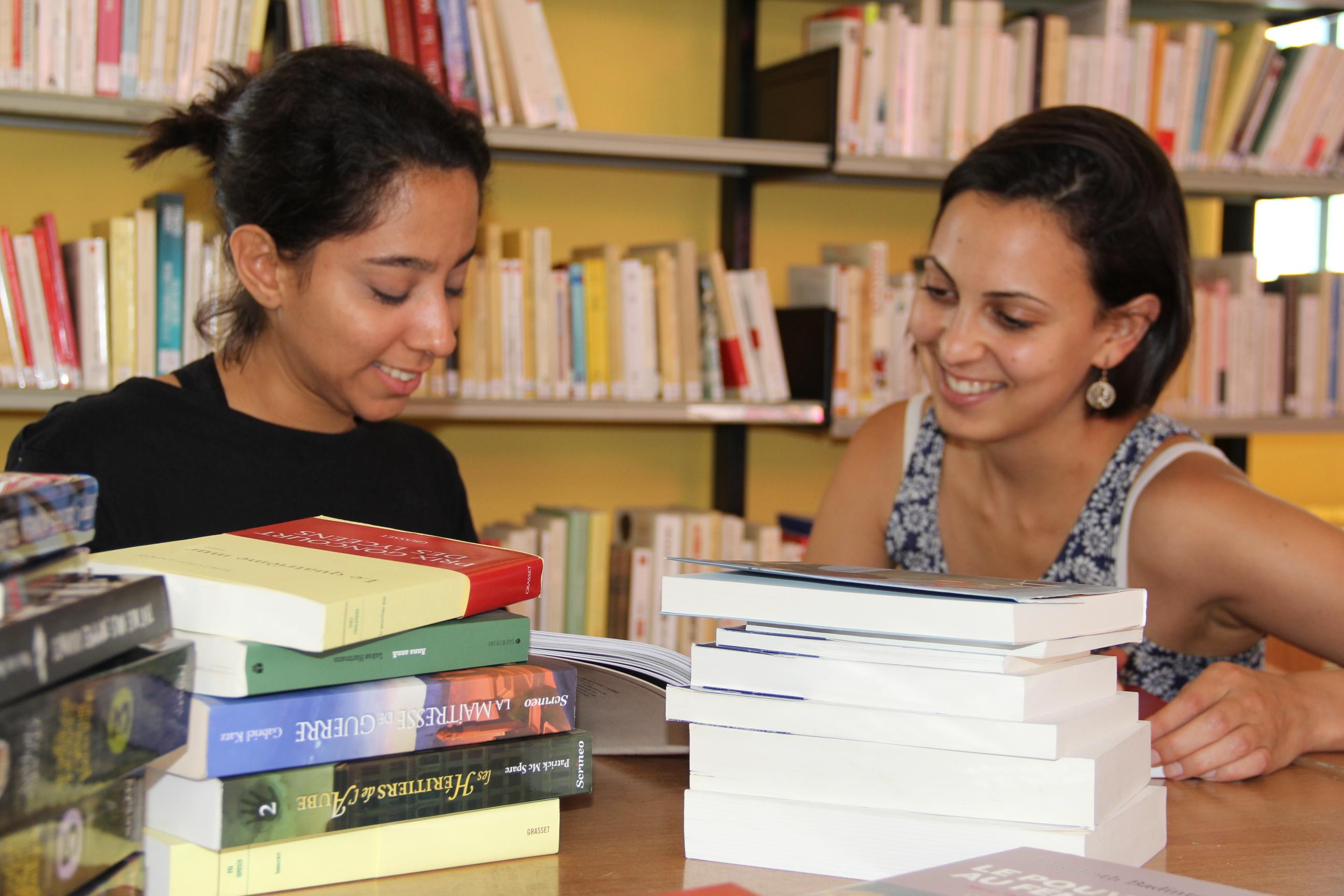 Promouvoir la lecture en langue française dans les Territoires palestiniens