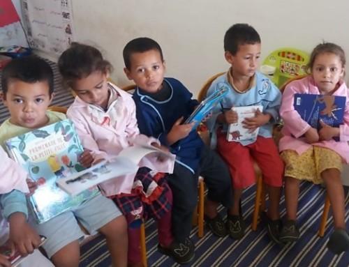 Maroc : la Fondation Zakoura et Biblionef unis pour favoriser l'éveil précoce à la lecture