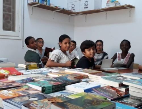 Libye : de nouveaux espaces de lecture au sein des écoles francophones