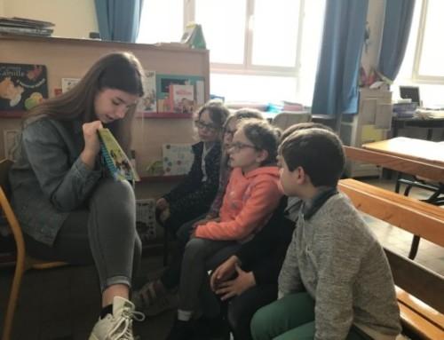 Des nouvelles de nos dotations de livres aux écoles du Nord