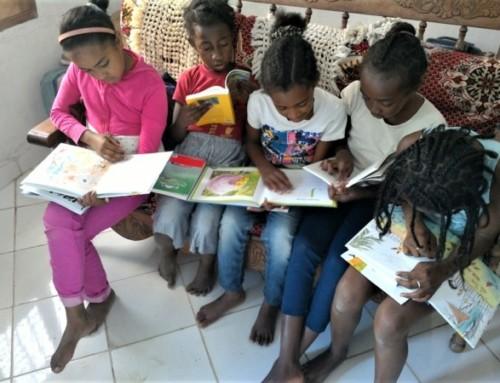 A Madagascar, Biblionef renouvelle son engagement auprès du Réseau des Entrepreneurs Solidaires (RES) avec 3 200 livres