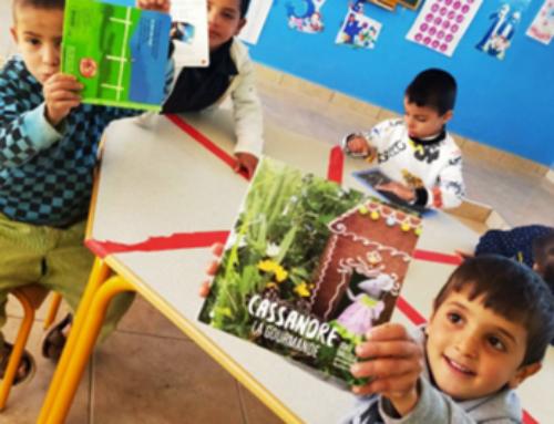 La Fondation Zakoura et Biblionef se mobilisent pour les classes préscolaires au Maroc