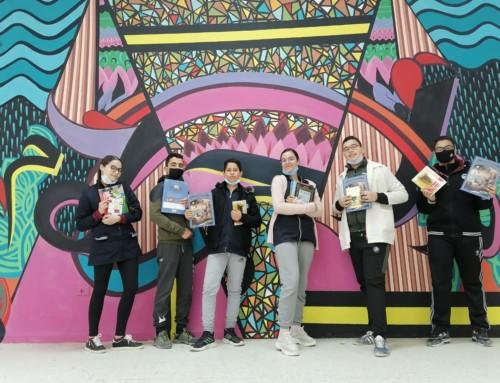 Tunisie « 1 000 livres à la maison pour les vacances de printemps », une opération très réussie à Tozeur !