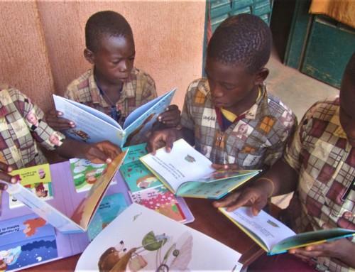 9 600 livres pour les Frères des Écoles chrétiennes du Burkina Faso