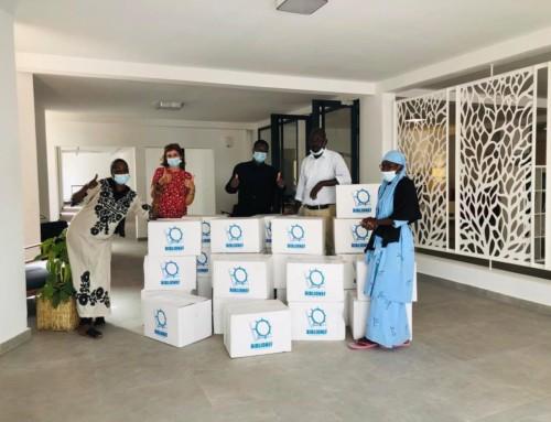 Mauritanie : 2 000 livres pour l'Institut français de Nouakchott